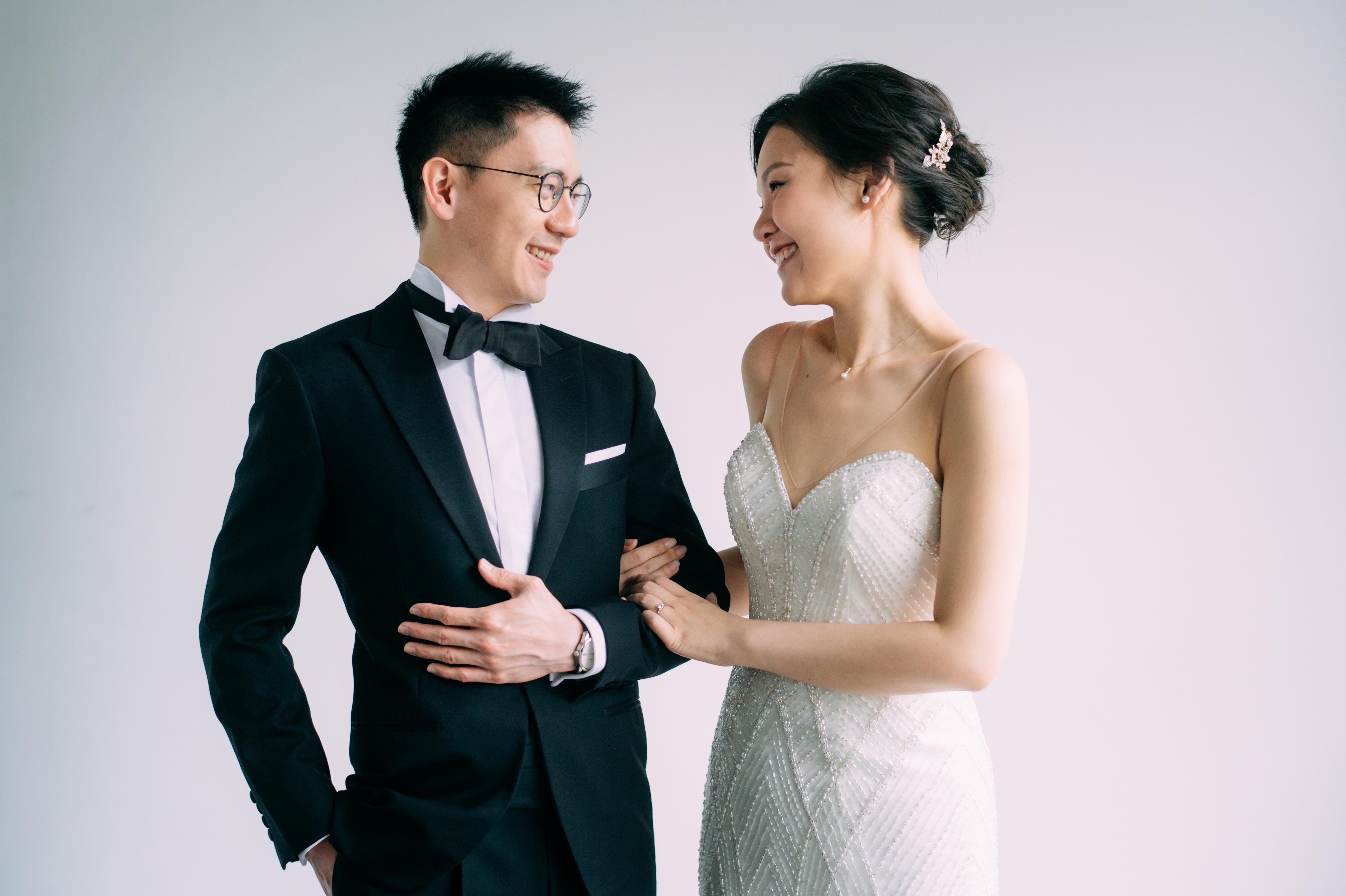Studio Pre Wedding Photo Hk Hong Kong